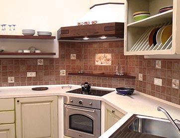 agriturismo il vecchio gelso appartamenti cucina