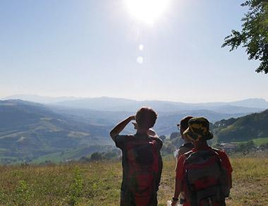 trekking montefiore conca escursioni valconca